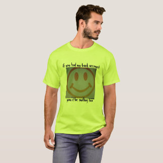 Smiley swag t shirt