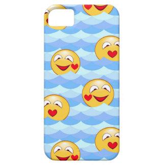 Smiley van de golf barely there iPhone 5 hoesje