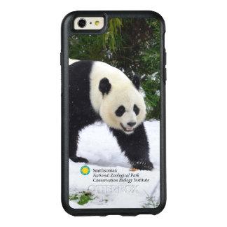 Smithsonian   ReuzePanda's in de Sneeuw OtterBox iPhone 6/6s Plus Hoesje