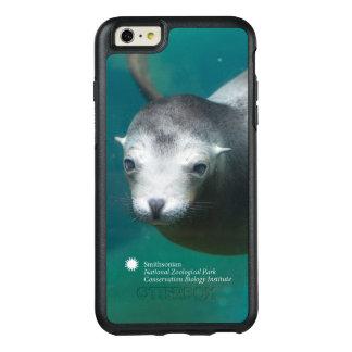 Smithsonian Zeeleeuw van   OtterBox iPhone 6/6s Plus Hoesje