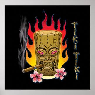 Smokin Tiki Tiki! Poster