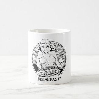 Smoothie Susie werd eerst gezien op een Menu in Koffiemok