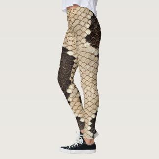 Snakeskin Leggings