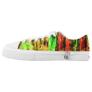 Sneakers van het Canvas van de Schoenen van Rasta
