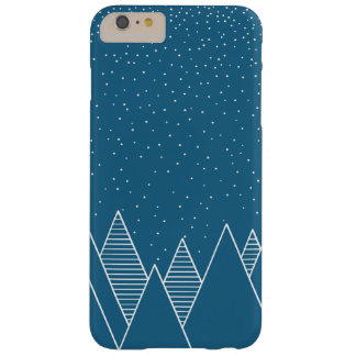 Sneeuw iPhone 6/6s plus Hoesje