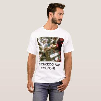 Sneeuwschoen ben ik Koekoek voor het Kat van T Shirt