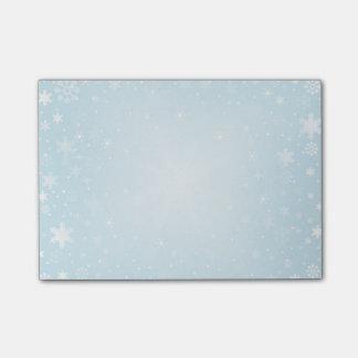 Sneeuwvlokken Post-it® Notes