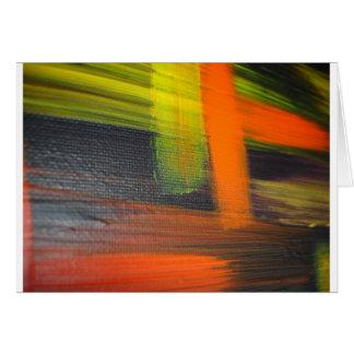 Snel de schilderijencollectie van Evitavic Wenskaart