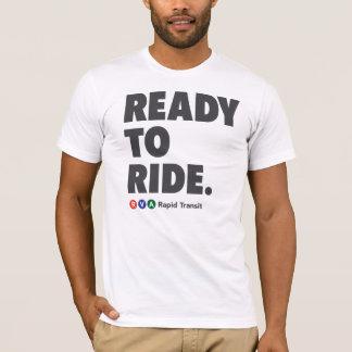 Snelle Doorgang RVA Klaar te berijden T Shirt