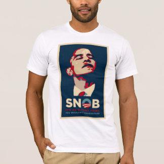 SNOB + De Aangepaste Vrienden van Obama - T Shirt