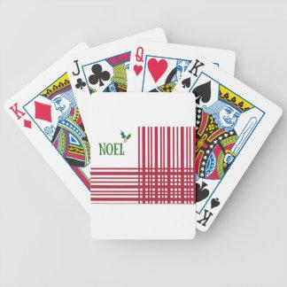 Snoep-riet #10 bicycle speelkaarten