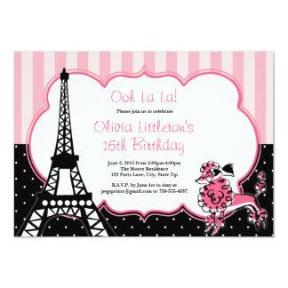 Snoepje 16 van de Uitnodigingen van de Verjaardag