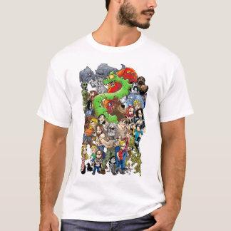 Snotaap-Halla Gegoten t-shirt