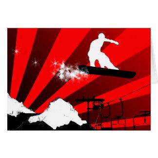 snowboard. kaart