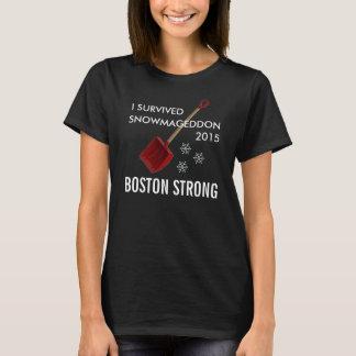 Snowmageddon Boston T Shirt