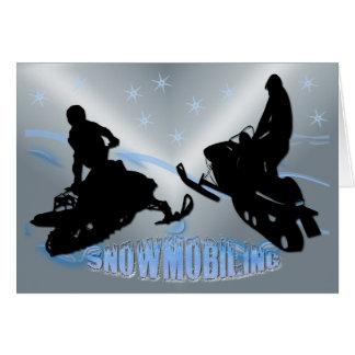 Snowmobiling - Kaart Snowmobilers