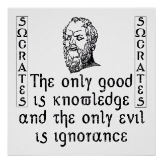 Socrates Poster