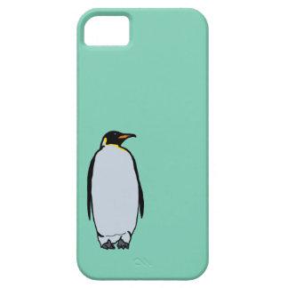 Solitaire iPhone 5 van de Pinguïn Hoesje
