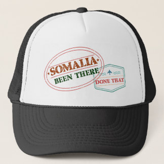Somalië daar Gedaan dat Trucker Pet