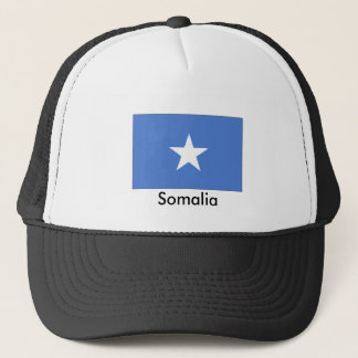 Somalië Trucker Pet