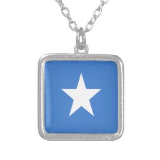 Somalië Zilver Vergulden Ketting