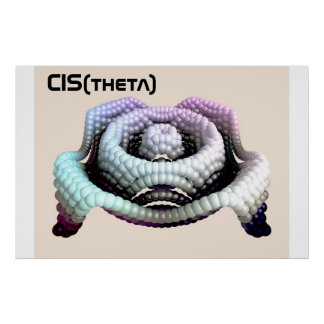 sombrero, de GOS (theta) Poster