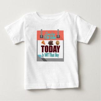 Someday zal ik Mager zijn Baby T Shirts