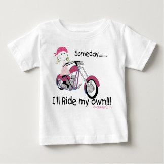 Someday zal ik Mijn berijden (de T-shirt van het