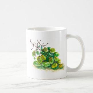 Sommige druiven koffiemok