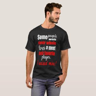 Sommige Mensen wachten het Gehele Leven om Hun te T Shirt