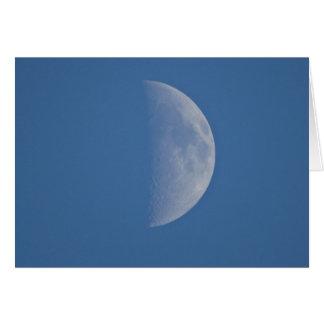 Soms is het Leven Hard, Maan en Zonsondergang Kaart