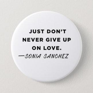 Sonia Sanchez Button