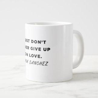 Sonia Sanchez Love Mug Jumbo Mokken