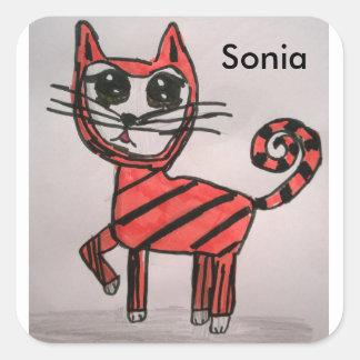 Sonia Stickers