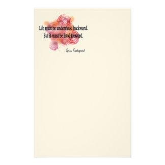 Soren Kierkegaard Briefpapier