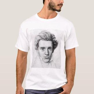 Soren Kierkegaard Portrait T Shirt