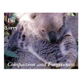 Sorry_Postcard Briefkaart