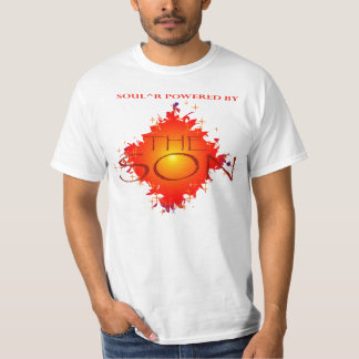 Soul^r door de Zoon wordt aangedreven die T Shirt