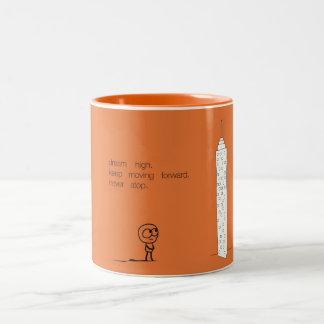 """Soulmate voor u Mok van de Koffie van de """"Droom de"""