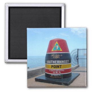 Southernmost Magneet van Key West Florida van de B