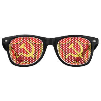 Sovjet Hamer en sikkel Retro Zonnebril