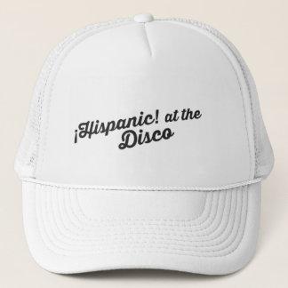 Spaans! bij het Pet van de Disco