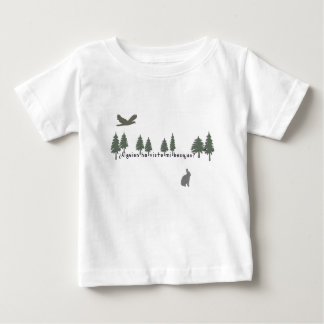 Spaans-bos Baby T Shirts
