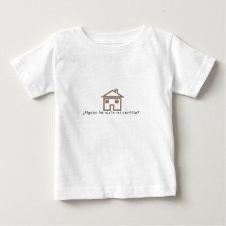 Spaans-kasteel Baby T Shirts