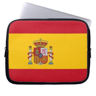 Spaans Laptop van de Vlag Sleeve