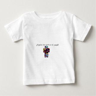 Spaans-papa Baby T Shirts
