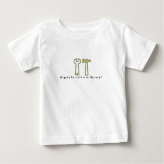 Spaans-smid Baby T Shirts