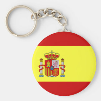Spaanse Vlag Bandera Española Sleutelhanger