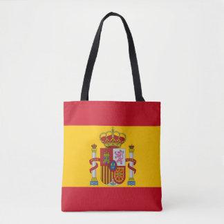 Spaanse vlag draagtas