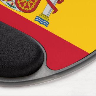 Spaanse vlag gel muismat